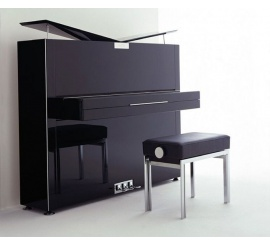 Centre chopin Sauter Pure Noble 122 by Peter Maly