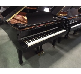 Centre chopin Pianos à Queue YAMAHA C3 noir brillant