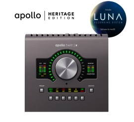 Universal Audio Apollo Twin X QUAD Heritage Edition - Centre Chopin
