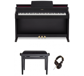 Casio AP-470B NOIR MAT PACK - Centre Chopin