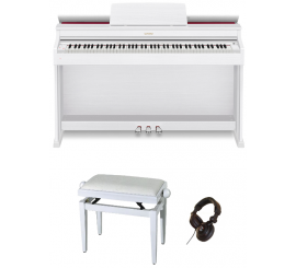 Casio AP-470WH BLANC MAT PACK - Centre Chopin