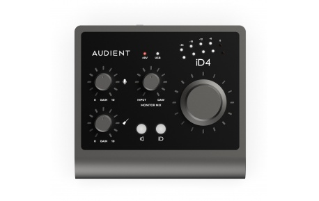 Audient iD4 MkII - Centre Chopin