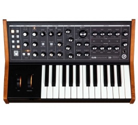 Moog Subsequent 25 - Centre Chopin