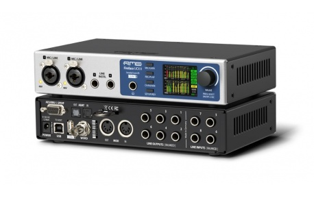 RME Fireface UCX II - Centre Chopin