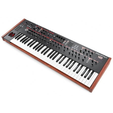 Centre chopin Synthétiseurs DAVE SMITH INSTRUMENT PROPHET12 Prophet 12 - DAVE SMITH