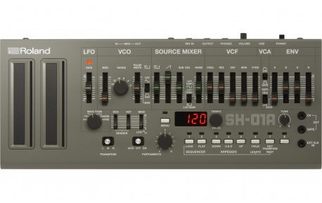 Roland SH-01A Grey - Centre Chopin