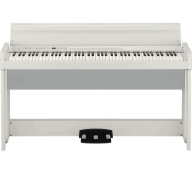 Centre chopin Pianos Meubles KORG C1AIRWH C1-AIR WH - KORG