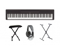 yamaha p45 pack piano num rique portable centre chopin. Black Bedroom Furniture Sets. Home Design Ideas
