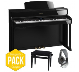 HP-605 PE NOIR BRILLANT - Roland - Centre Chopin