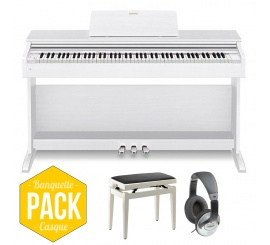 AP-270WE PACK CELVIANO - CASIO - Centre Chopin