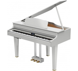 GP-607 PWH Blanc Brillant - Roland - Centre Chopin