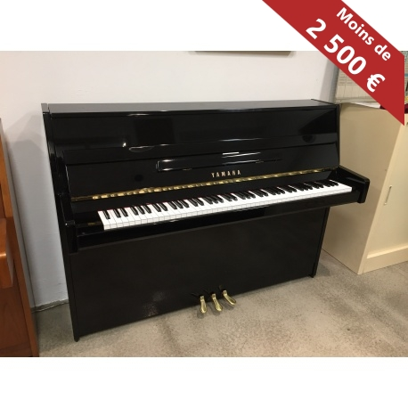 Centre chopin Pianos Droits   YAMAHA B1 SILENT noir brillant