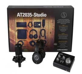 Audio-Technica AT2035-Studio - Centre Chopin
