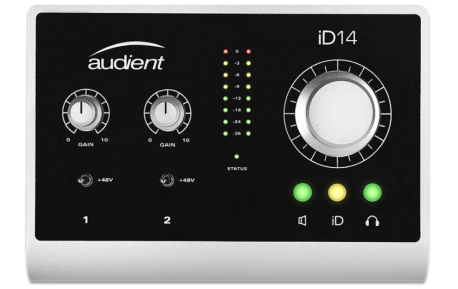 Audient iD14 - Centre Chopin