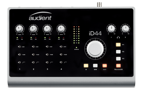 Audient iD44 - Centre Chopin