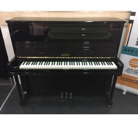 W. HOFFMANN 125 noir brillant fabrication LANGLAU - Centre Chopin