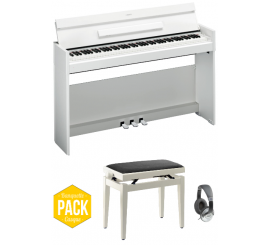 YAMAHA YDP-S54WH PACK - Centre Chopin