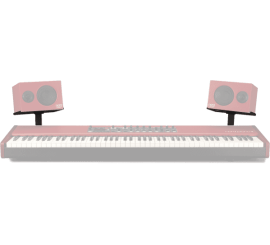 Nord Monitor-Brackets - Centre Chopin