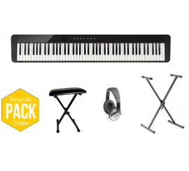 Casio PX-S1000 BK PACK - Centre Chopin