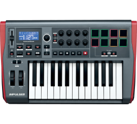 Novation IMPULSE-25 - Centre Chopin