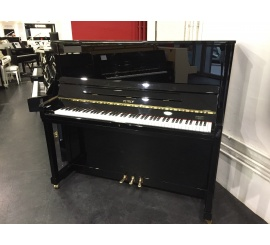 Centre chopin Pianos Droits PETROF P131 noir brillant
