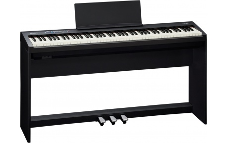 Roland FP-30-BK + STAND MEUBLE + PEDALIER - Centre Chopin