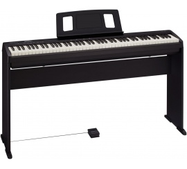 Roland FP-10 BK + STAND MEUBLE