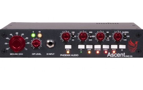 Phoenix Audio Ascent One-EQ