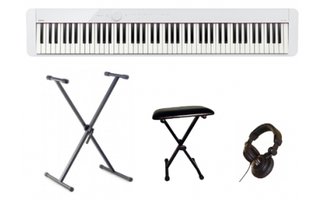 Casio PX-S1000 WH PACK - Centre Chopin