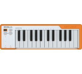 Arturia MicroLab Orange - Centre Chopin