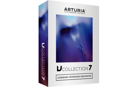 Arturia V-Collection 7 Boîte - Centre Chopin