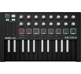 Arturia MiniLab MkII Inverted - Centre Chopin